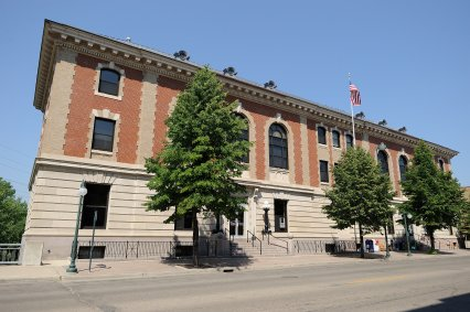 District Court of Minnesota - Fergus Falls Courthouse